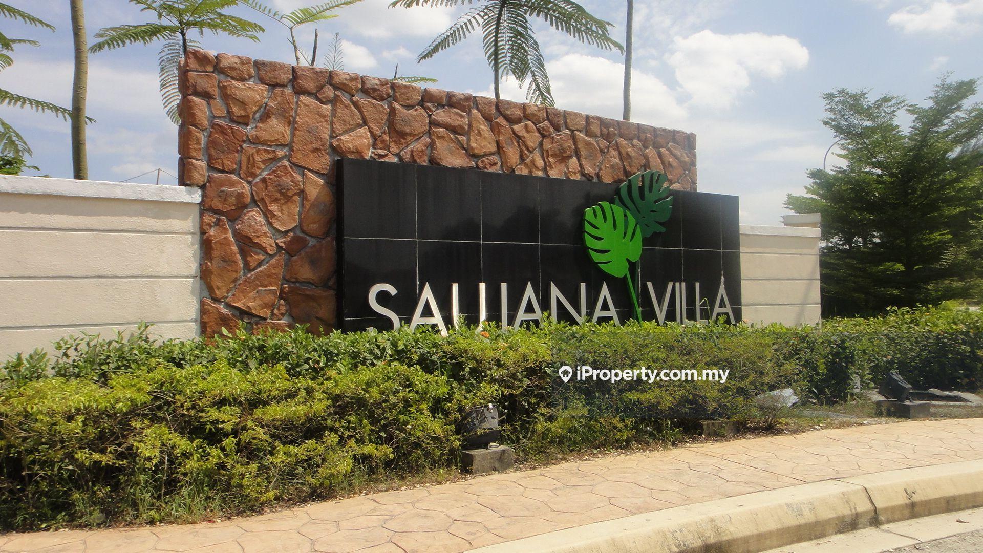 saujana villa, Kajang