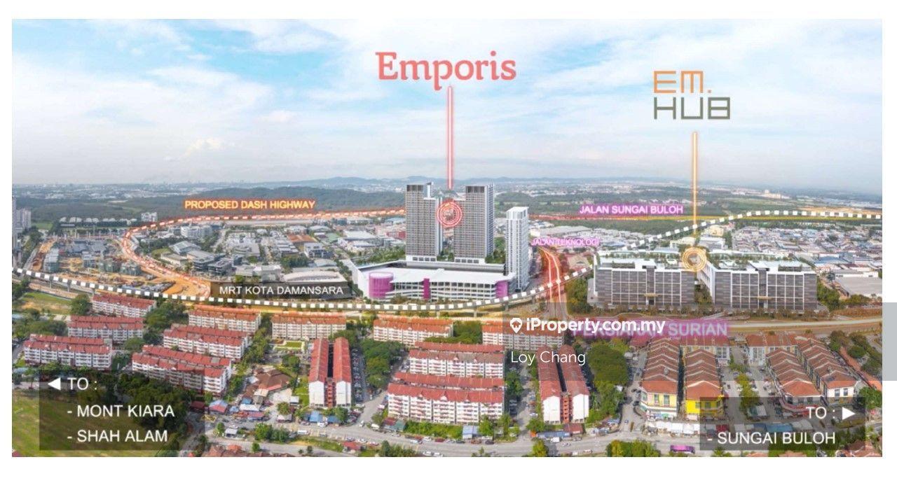 EMHUB Kota Damansara, Kota Damansara, Petaling Jaya, Kota Damansara