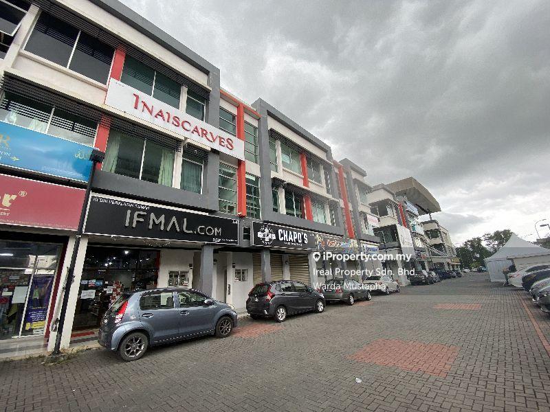 3 sty Shop at Jalan Gerbang Wawasan Bangi Gateway, Bangi Gateway, Bangi
