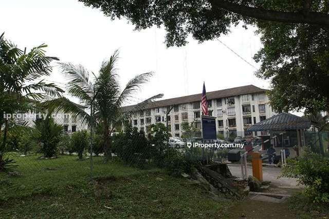 Rampai Court, Taman Sri Rampai, Wangsa Maju
