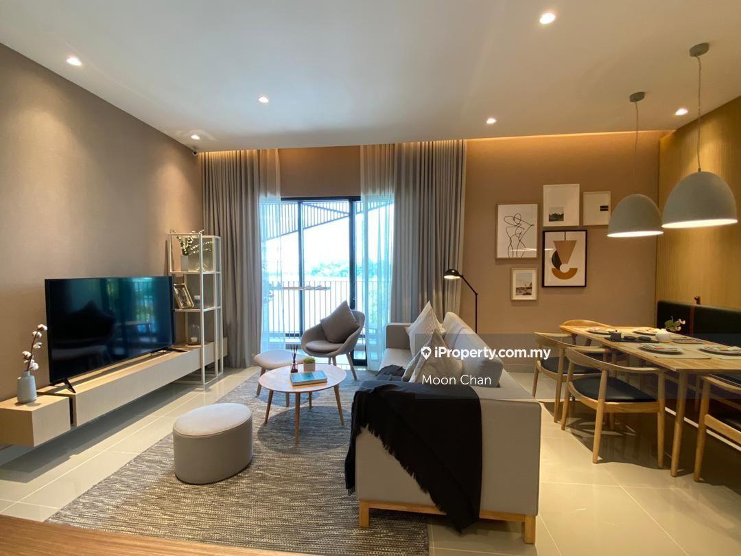 Residensi Ava @ Kiara Bay, Taman Metropolitan Kepong, Kepong