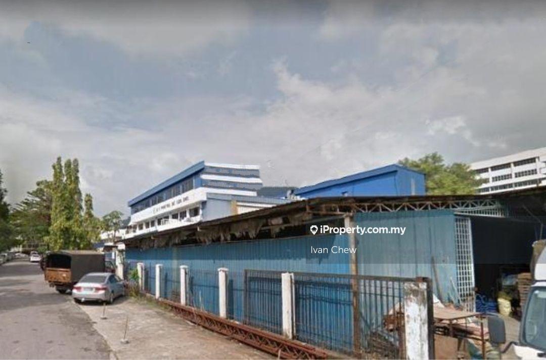 Detached Factory Taman Midah, Kuala Lumpur, Cheras