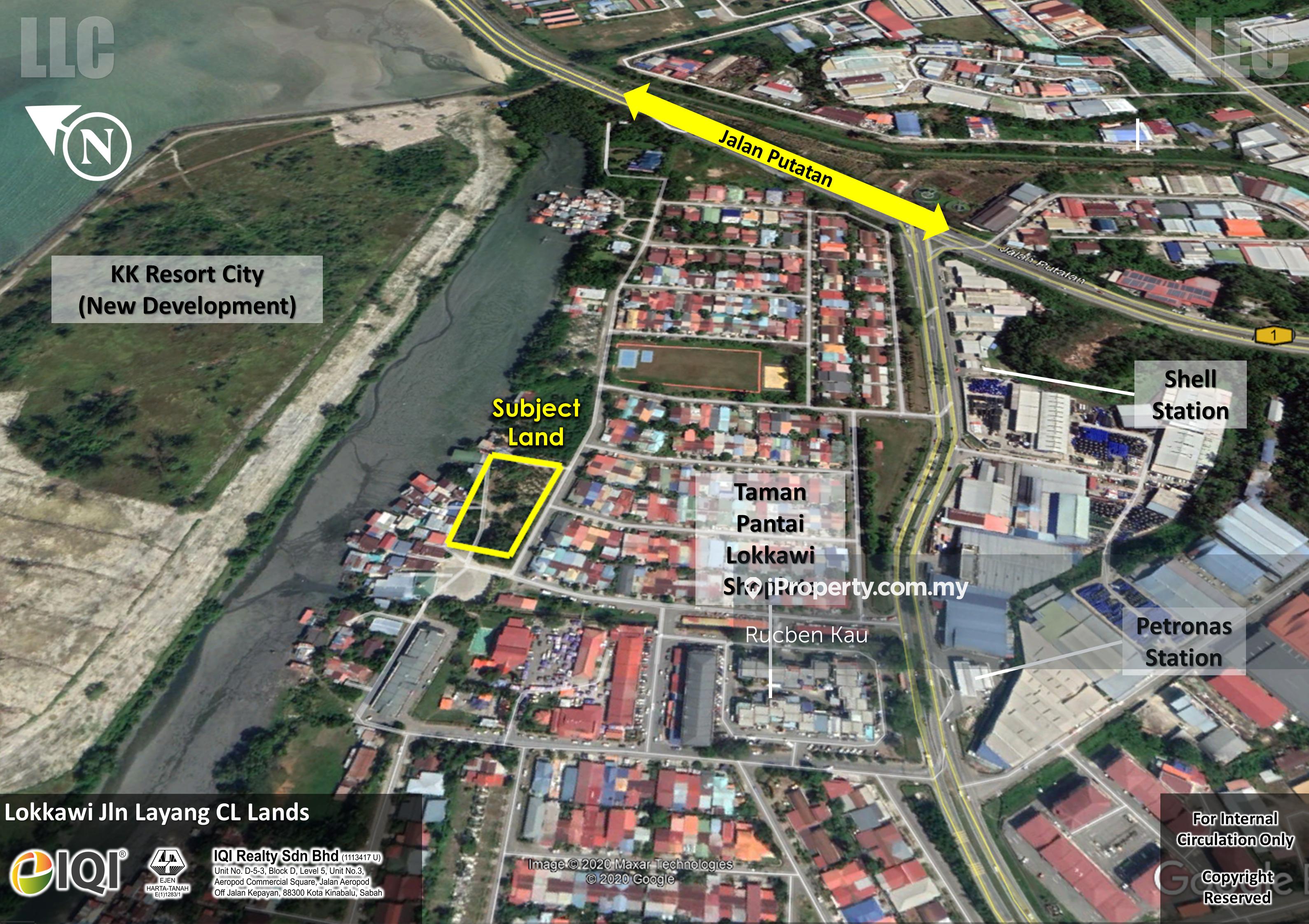 Kinarut Lokkawi Jalan Layang CL Land, Putatan