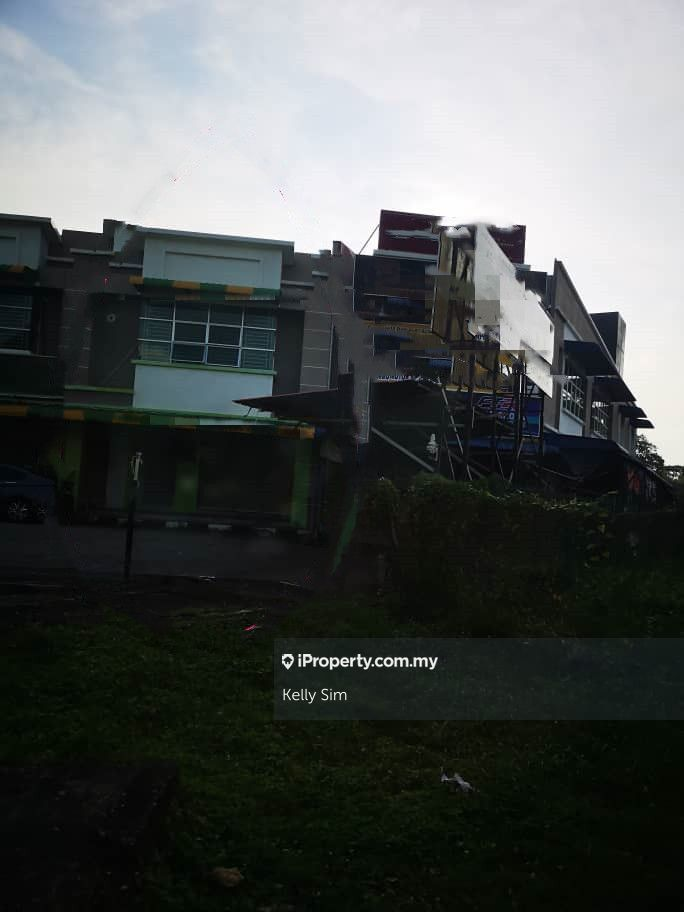 Double Storey Shoplot, Balik Pulau