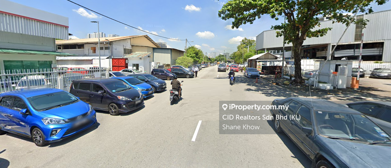 Segambut Industrial Factory Commercial Showroom Sentul Land Kepong KL, Segambut