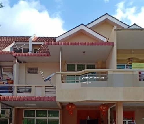 (2STOREY)(FREEHOLD)Taman Sri Arowana,Seberang Jaya, Seberang Jaya