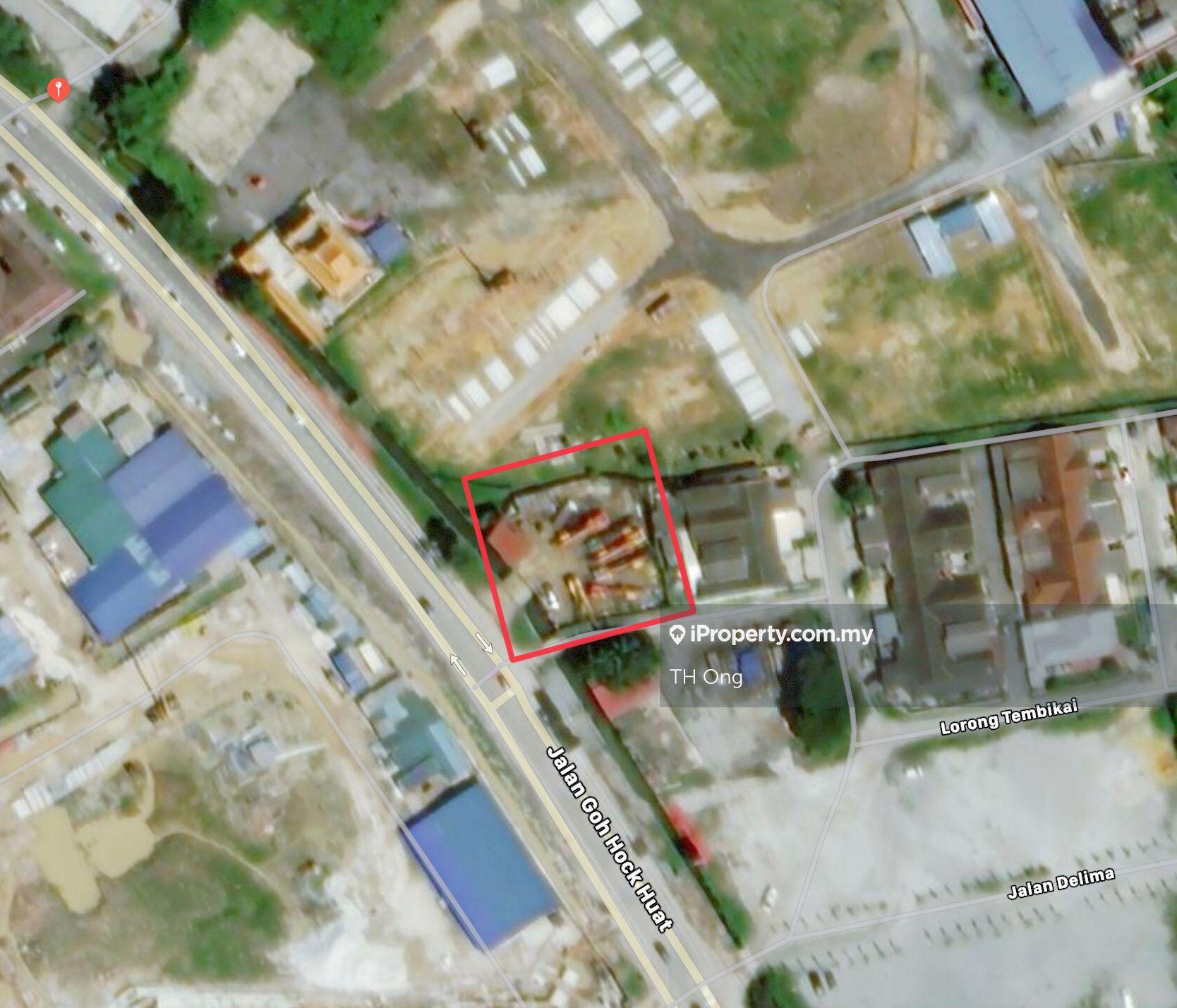 Jalan Goh Hock Huat, Klang, Kapar