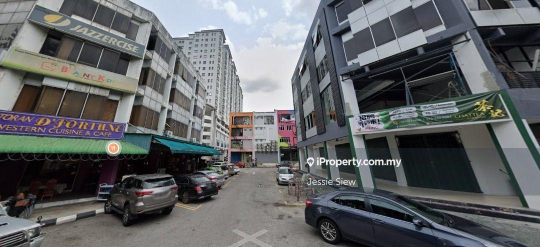 GF Corner, Bdr Sri Menjalara, Menjalara Business Center, Kepong, Bandar Menjalara
