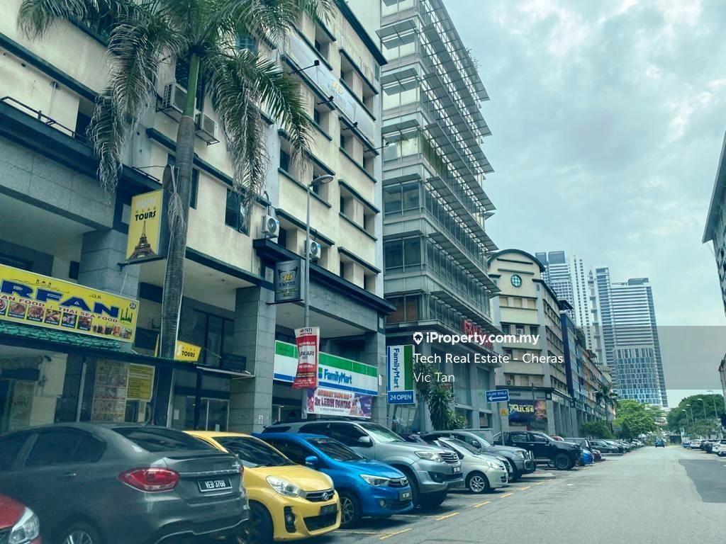 5 Storey En Block with Lift, Fraser Business Park, F&N, Metro Pudu, KL City, Jalan Loke Yew, Sungai Besi