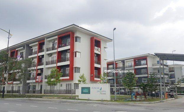 Embun Residence, Puncak Saujana, Kajang