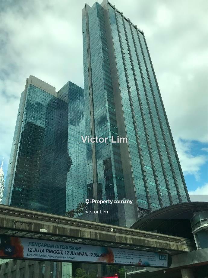 Menara Bangkok Bank, Berjaya Central Park, Jalan Sultan Ismail