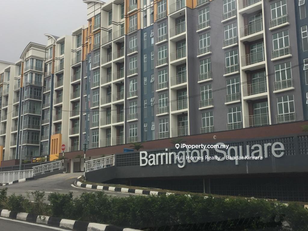 Barrington Square, Tanah Rata