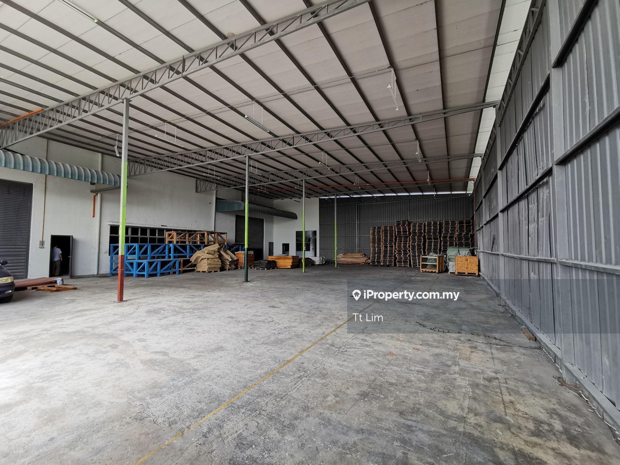 Nusa Cemerlang Industrial Park (SG via 2nd link) , Iskandar Puteri (Nusajaya)
