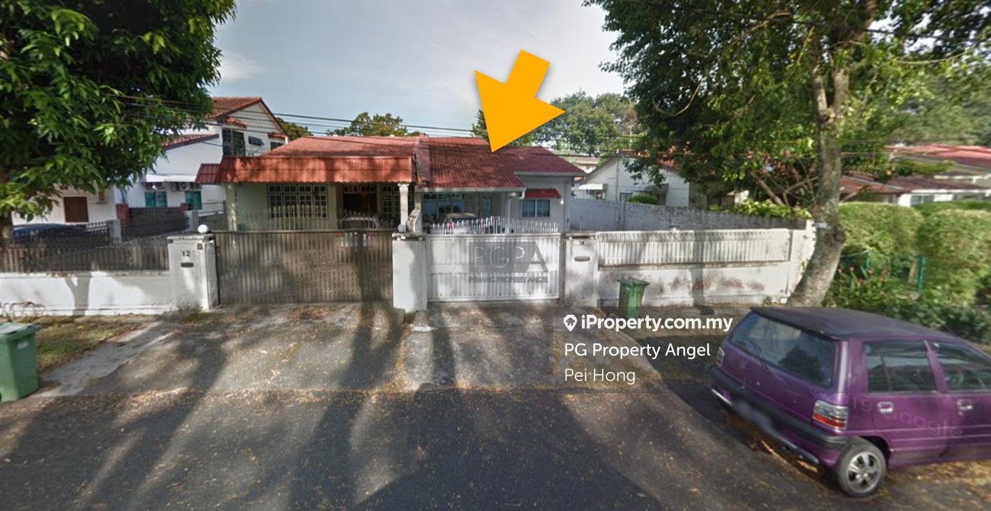 Semi-detached Home in Western Gardens Pulau Tikus, Pulau Tikus