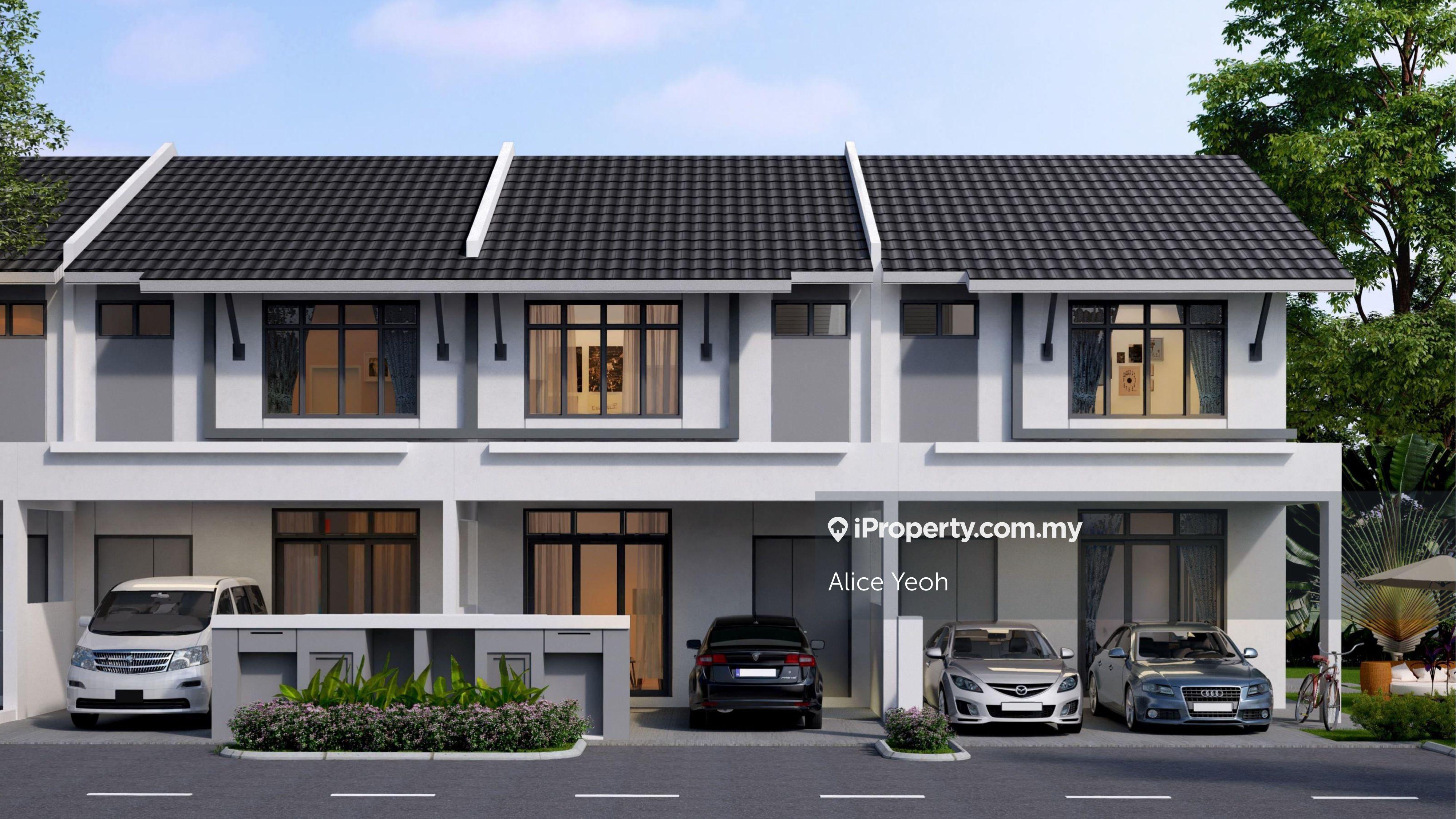 2-Sty Terrace House @ Bandar Mahkota Banting, Banting