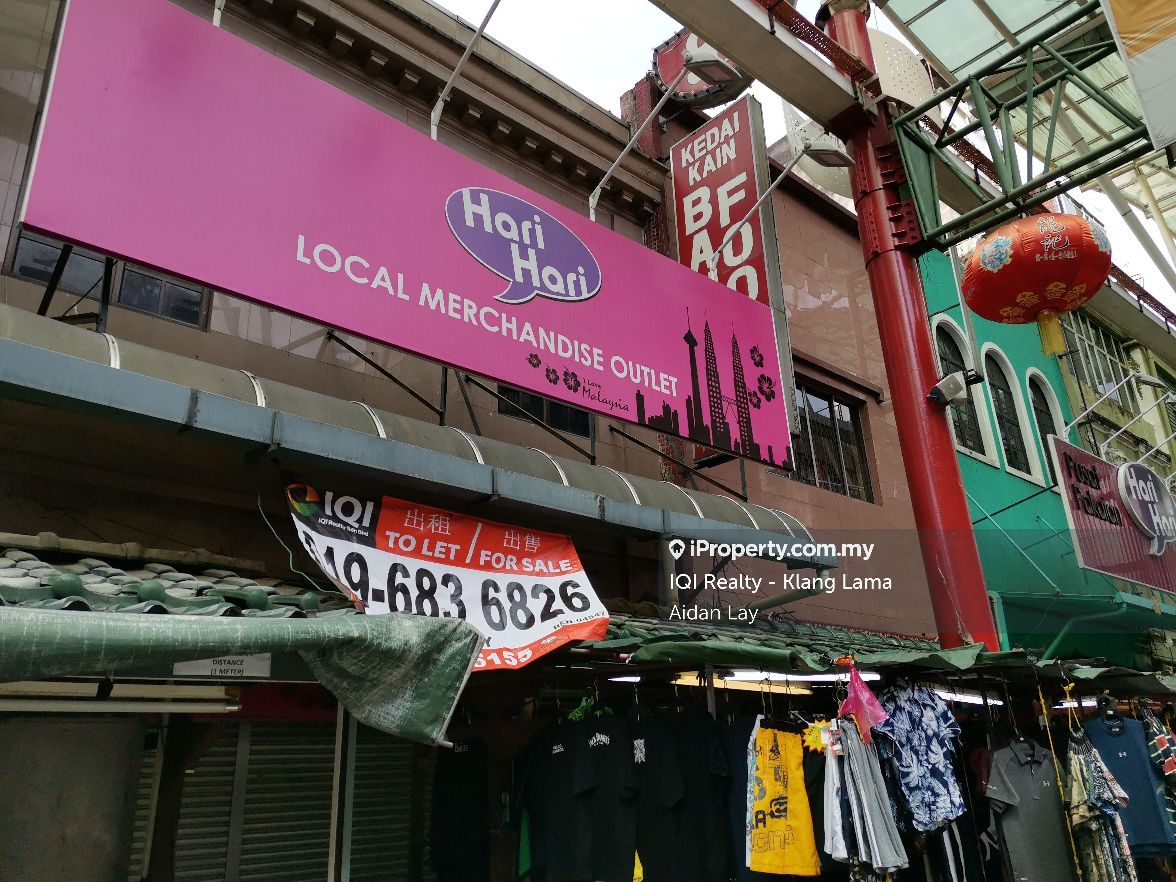 Petaling Street, Kuala Lumpur City Center, Bukit Bintang