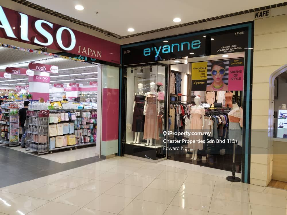 Queensbay Mall 1st Floor PRIME LOCATION Next To Daiso Maybank, 1st Floor Queensbay Mall, Bayan Lepas