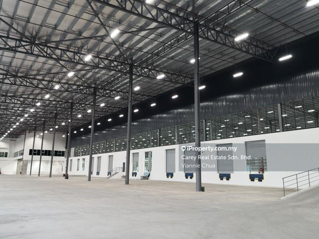 Area Logistic Warehouse at Ampang, Kuala Lumpur, Ampang