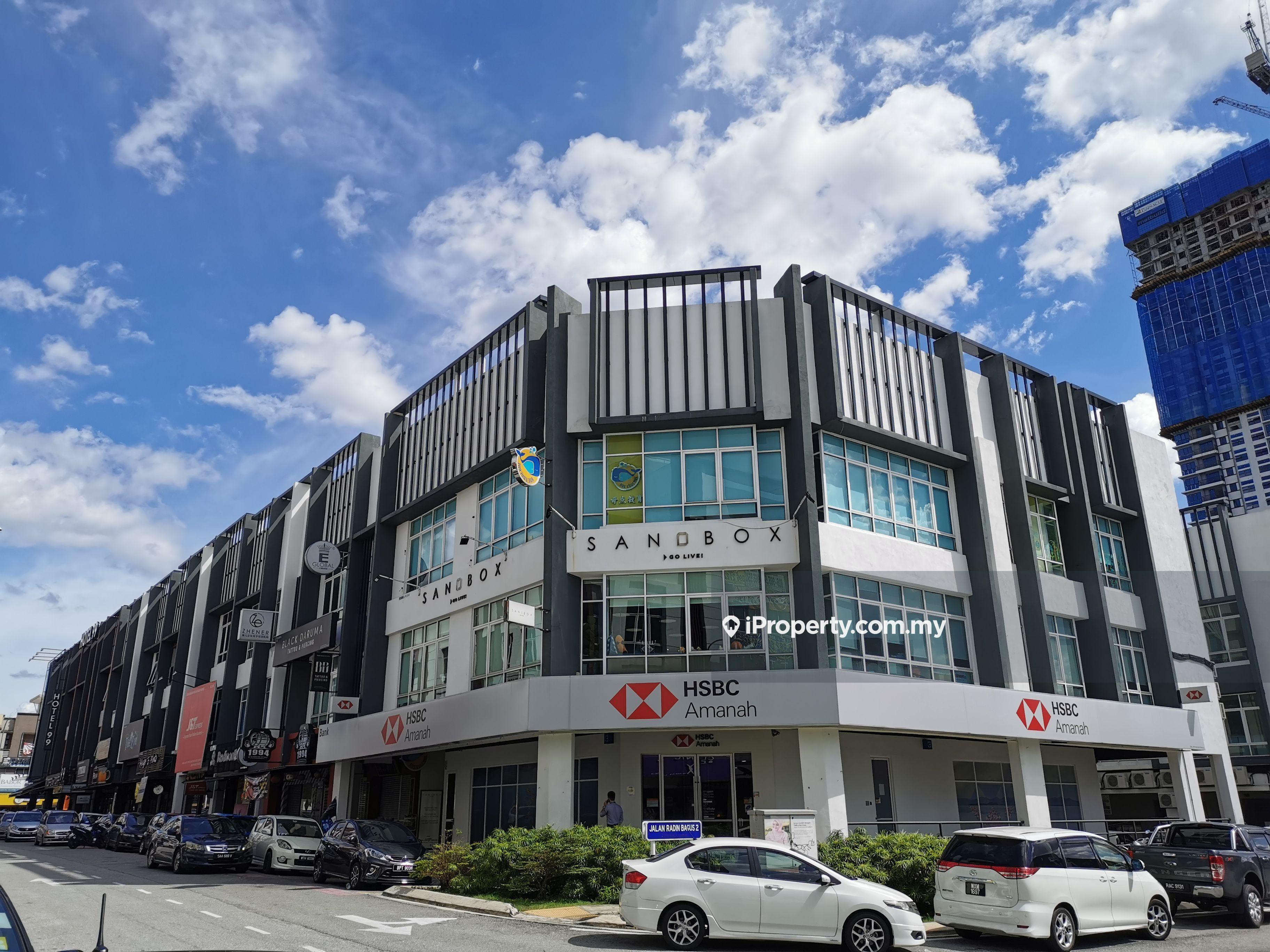 Jln Radin Bagus, Bandar Baru Sri Petaling, Sri Petaling
