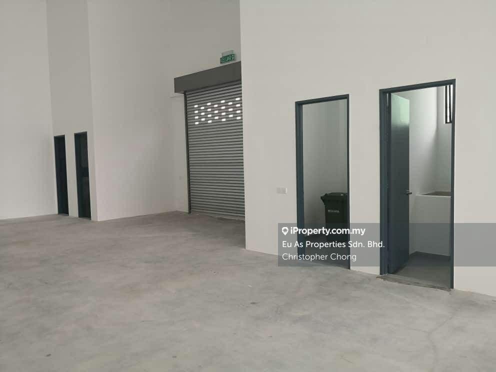 Eco Business Park 3 Factory, Double Storey, Pasir Gudang