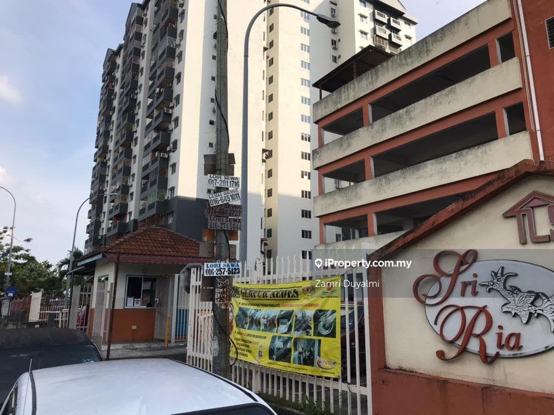 Sri Ria Apartments, Taman Sepakat Indah, Kajang