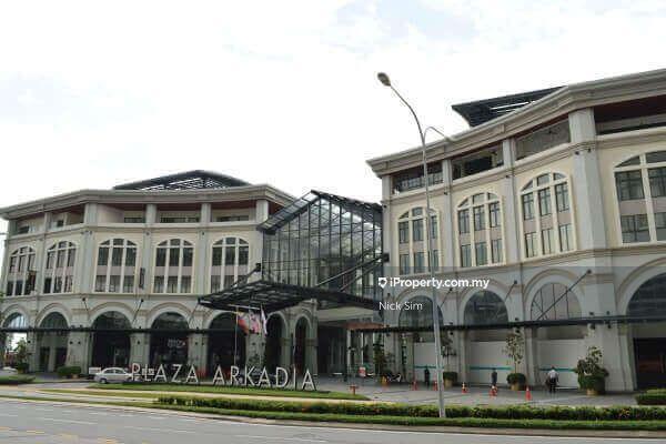 Plaza Arcadia, Plaza Arkadia, Desa Park City, Desa ParkCity