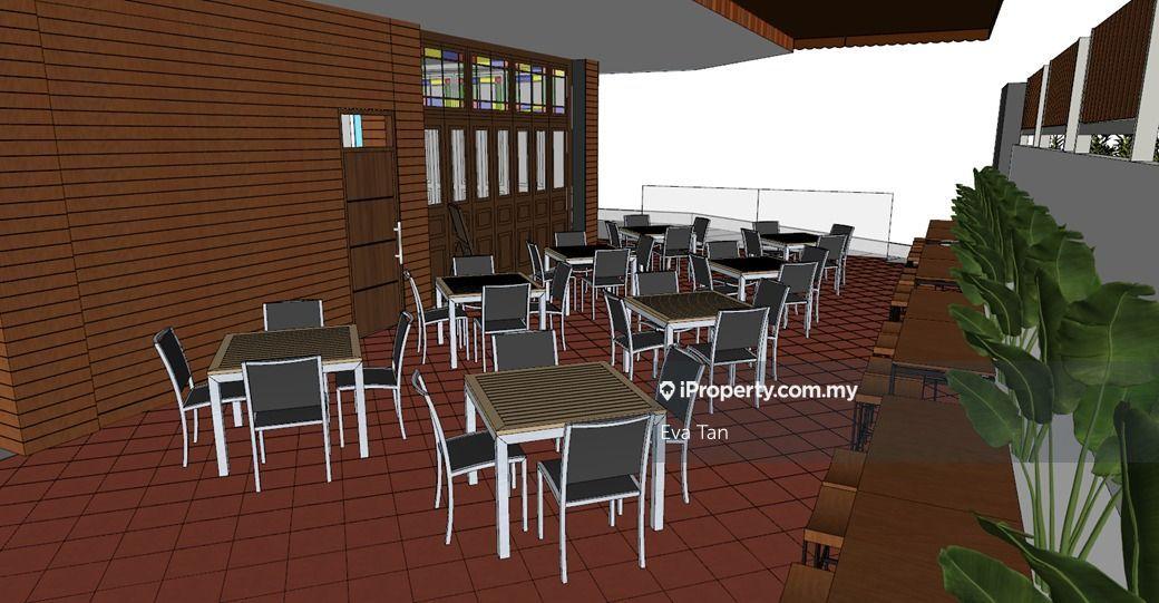 Hotel Cafe, Johor Bahru