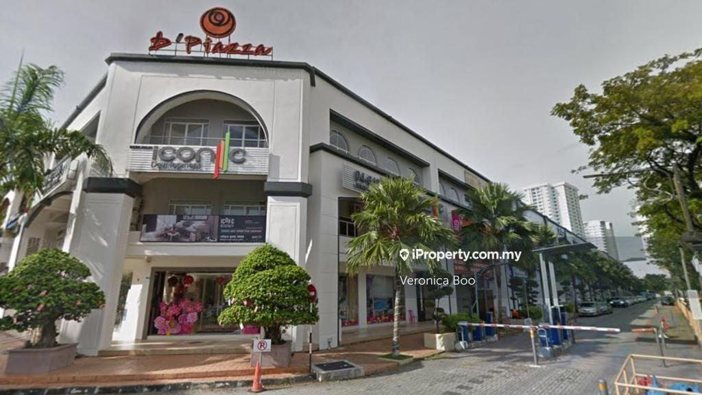Dpiazza 3 Storey Commercial Shop, Bayan Baru