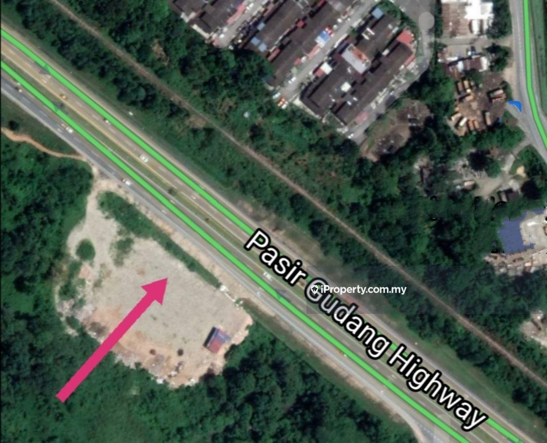 Commercial Land beside Pasir Gudang High Way, Pasir Gudang High Way, Permas Jaya , Pasir Gudang