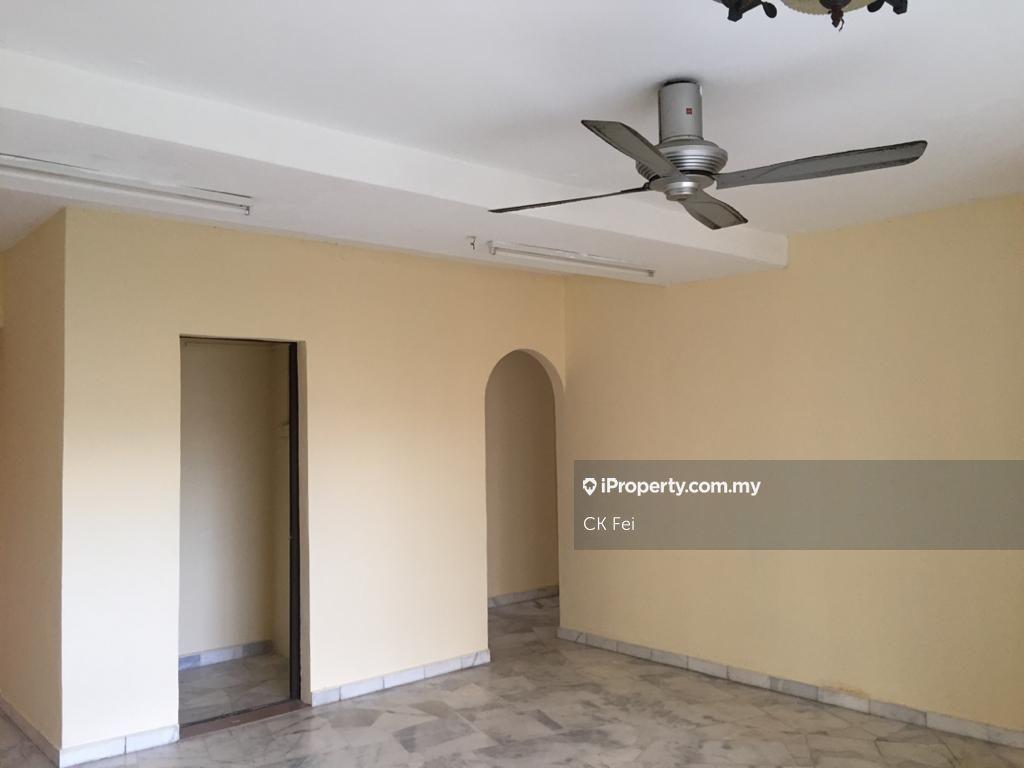 Pelangi Indah Condominium, Jalan Ipoh, Jalan Kuching