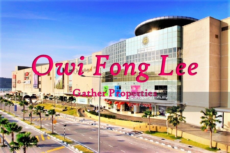 Queensbay Mall 2nd Floor North Zone High Traffic, Bayan Lepas
