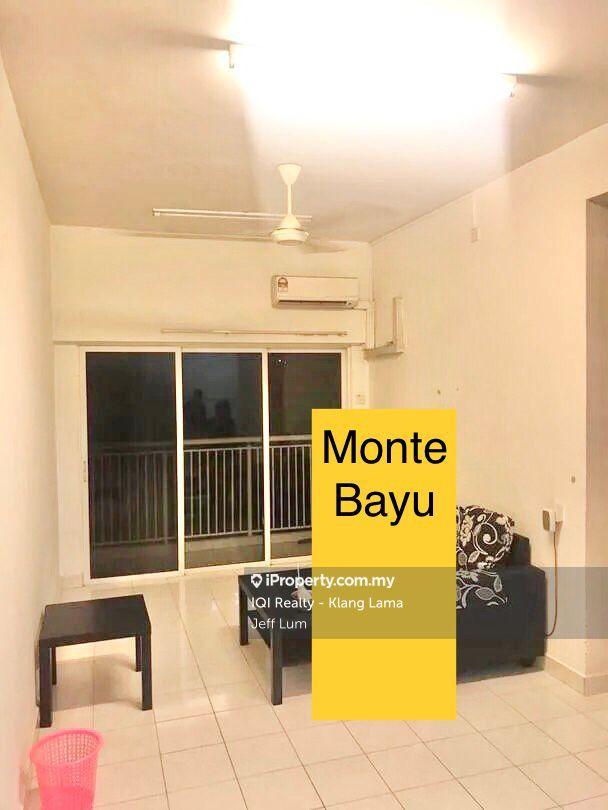 Monte Bayu, Kampung Cheras Baru, Ampang