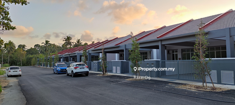 Teres Superlink Mewah VVIP Pasir Tumboh , Kota Bharu