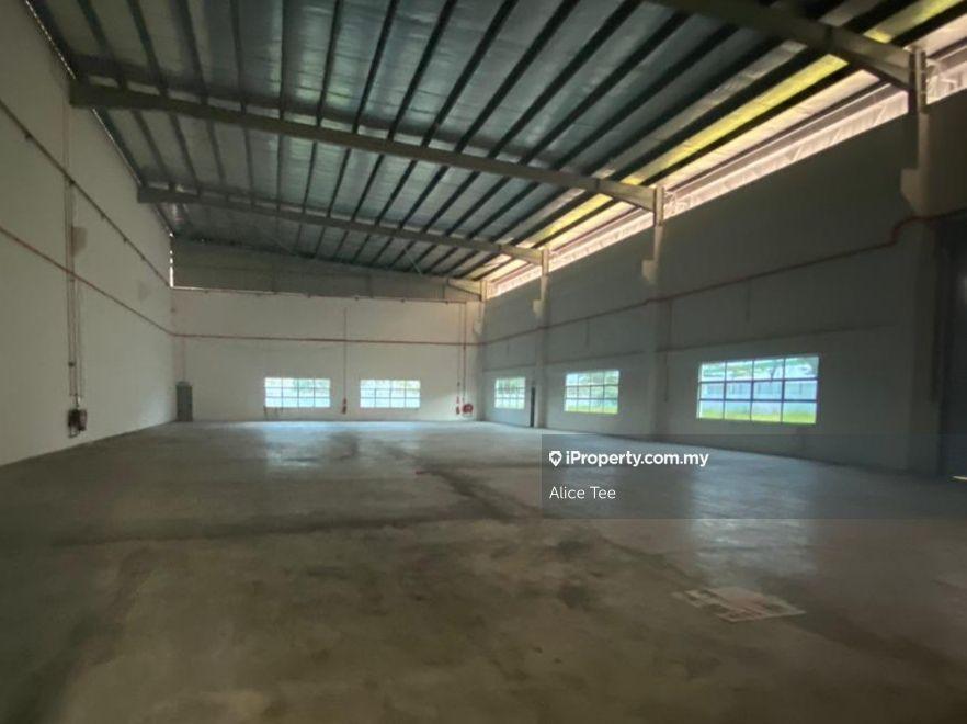 Nusajaya SILC Semi Detached Factory for Rent, Iskandar Puteri (Nusajaya)