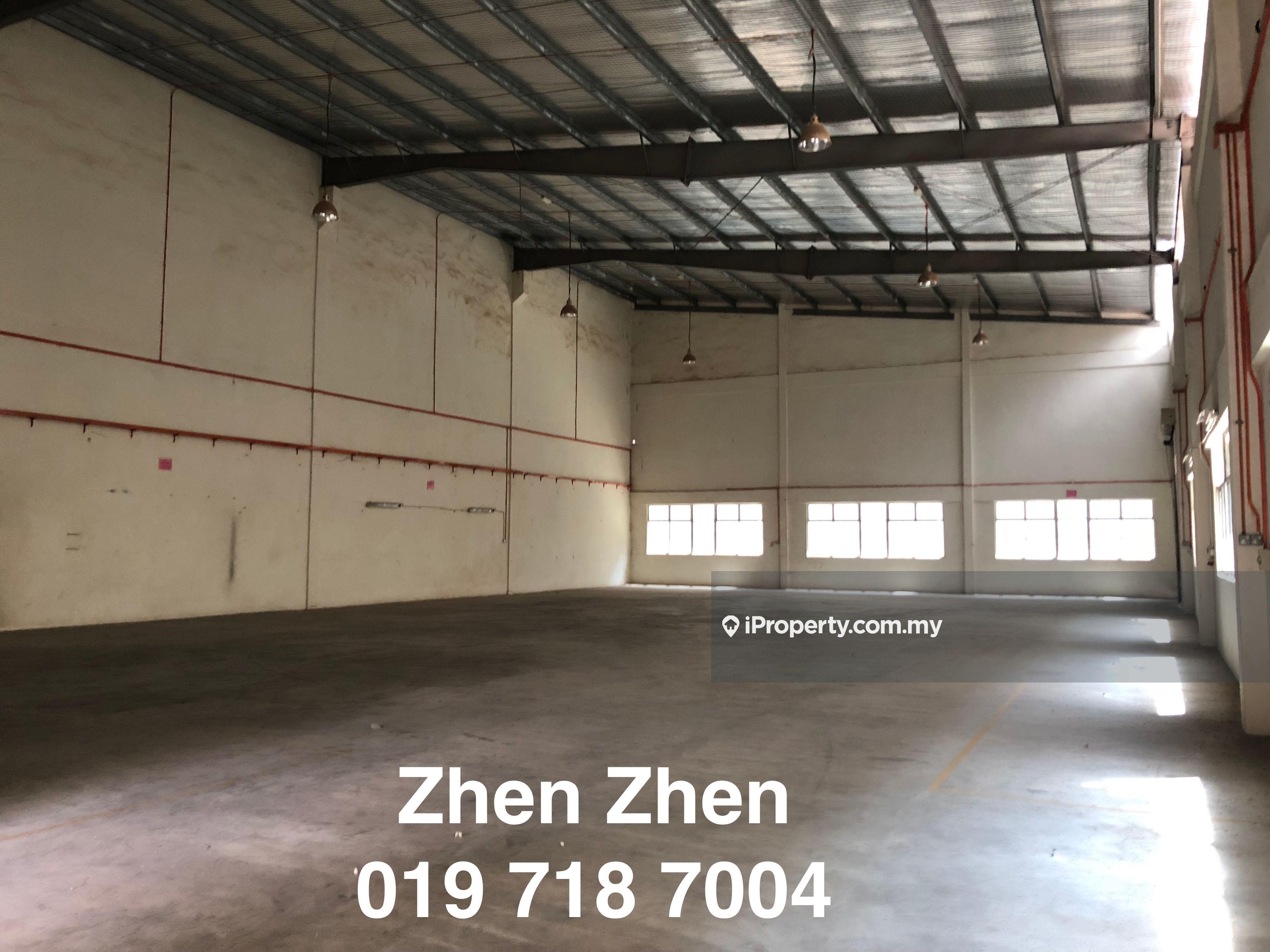 Nusa Cemerlang Industrial Park Factory for Rent Iskandar Gelang Patah Johor Land area 15000 sq ft, Gelang Patah, Iskandar Puteri (Nusajaya)