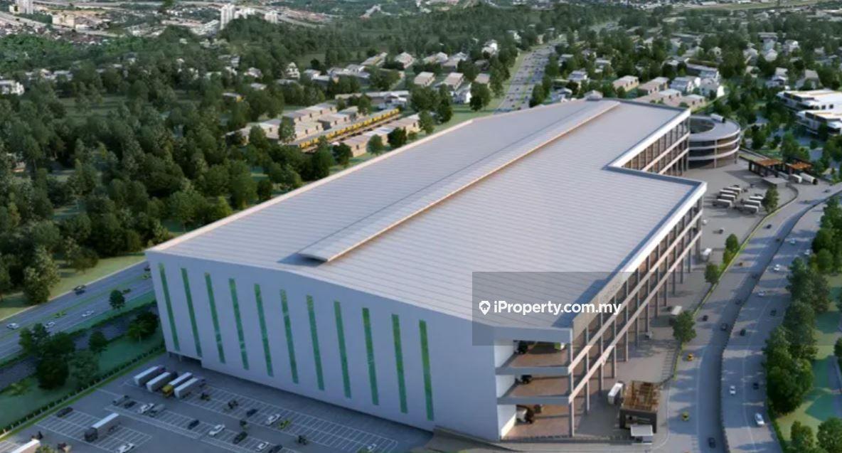 Area Logistics Hub, Warehouse, Ampang, Ulu Kelang, Taman Keramat, Ulu Kelang, Ampang