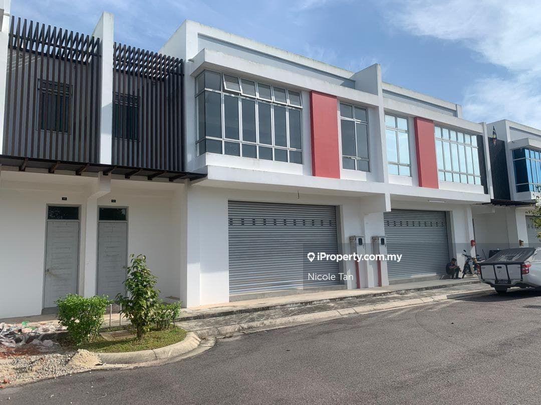 Iskandar Halal Park 2Stry Terrace Factory, Pasir Gudang