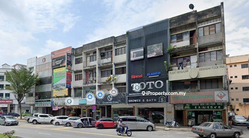 2 Storey Shop at Jalan Sultan Azlan Shah (Jalan Ipoh), KL, Jalan Ipoh