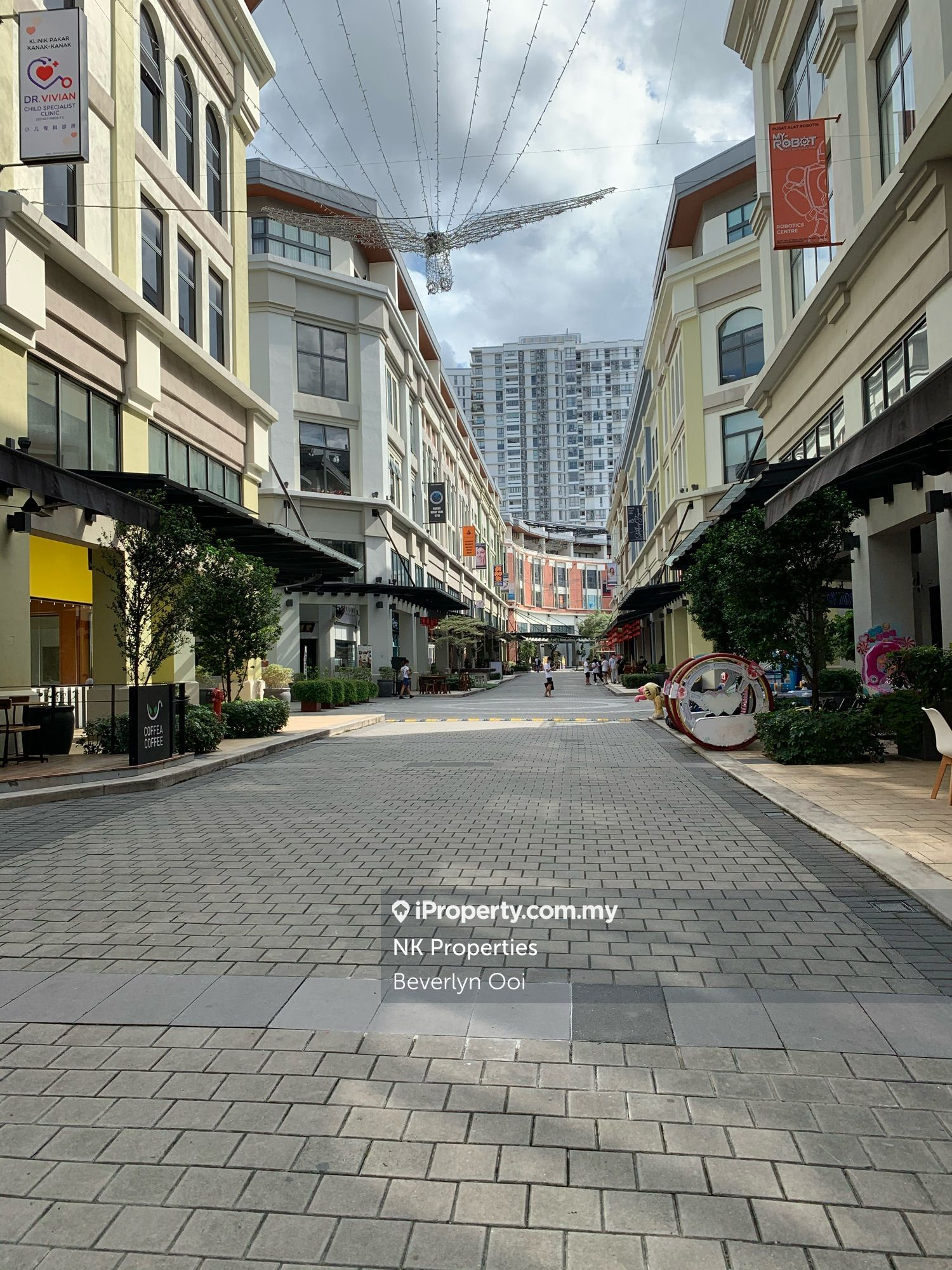Plaza Arkadia , Kepong , Desa ParkCity