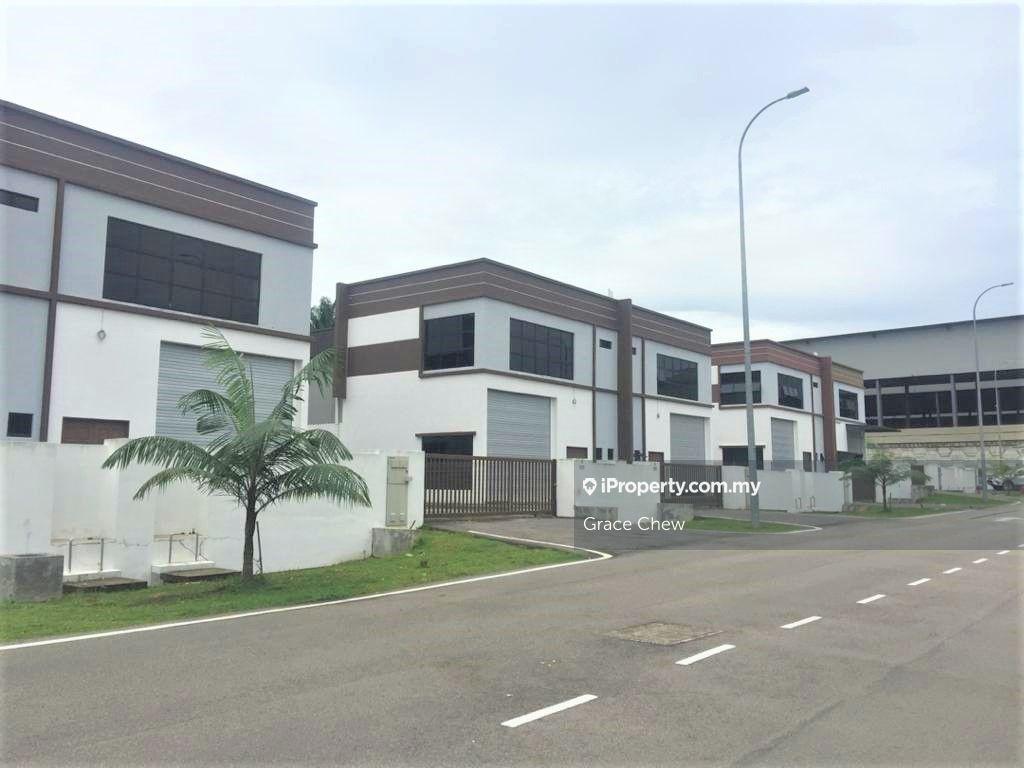 De Hoff Park - Taman Perindustrian Ulu Pulai, Gelang Patah