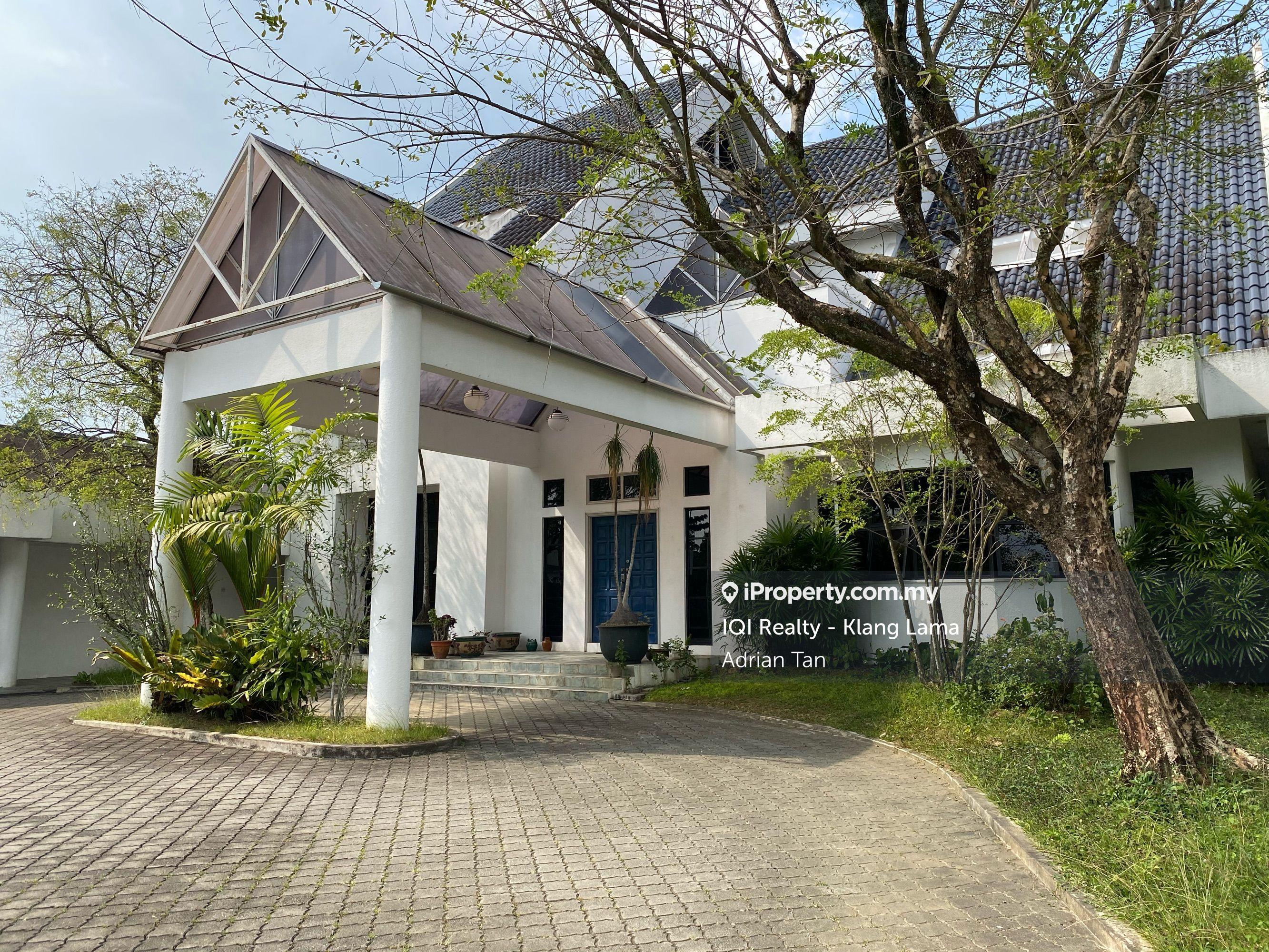 Bukit Tunku, Kenny Hills, Taman Duta