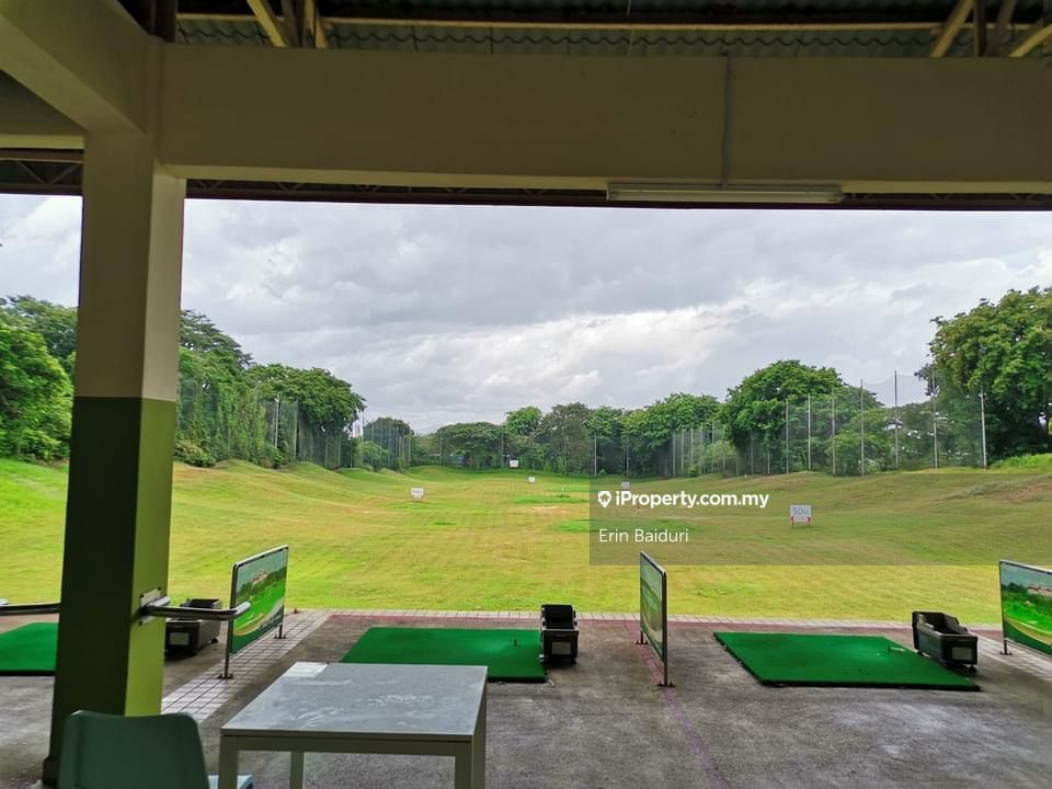bungalow land gated & guarded orna golf area, Ayer Keroh