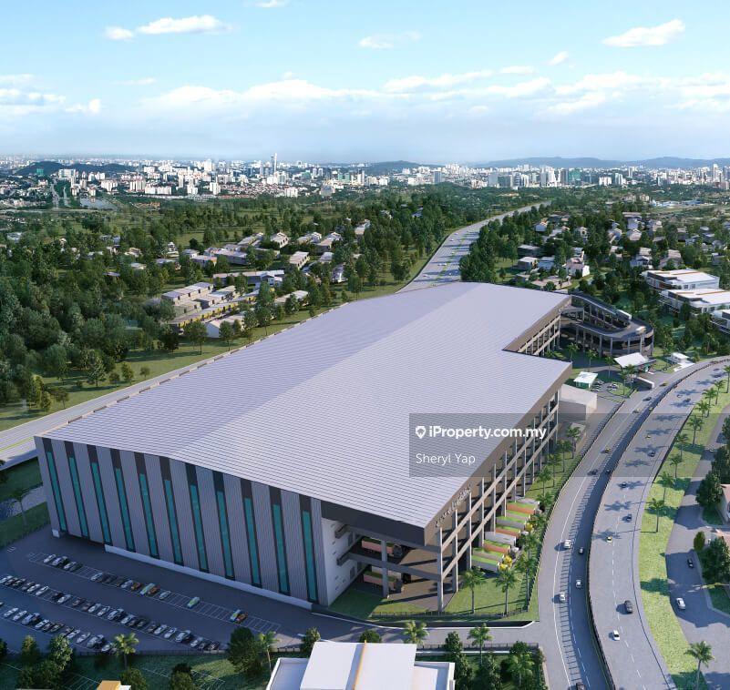 Grade A Logistics Hub, Warehouse, Ampang, Ulu Kelang, Taman Keramat, Ampang Kuala Lumpur, Ulu Kelang Ampang Kuala Lumpur, Ampang