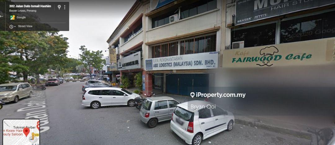 Sungai Ara Commercial lot Ground floor for rent, Sungai Ara