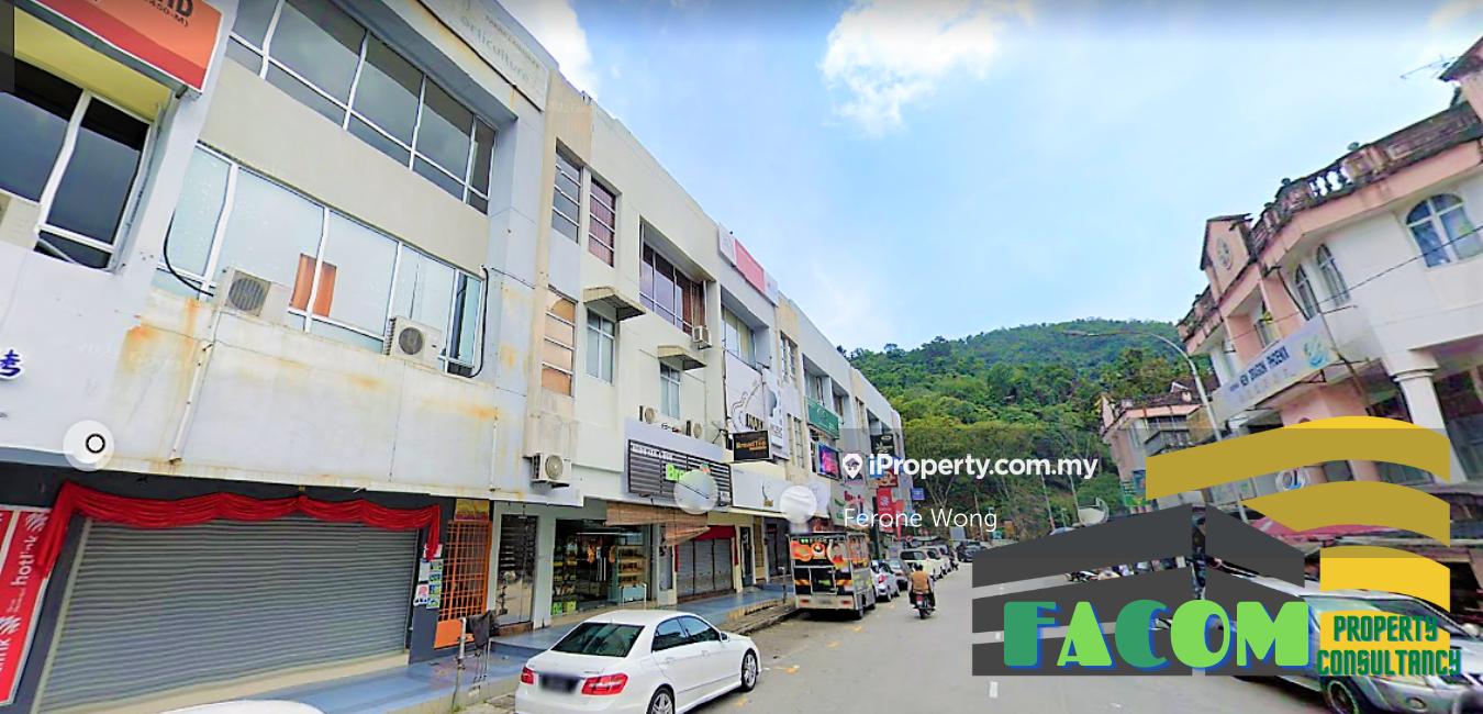 3 Storey Shop Lot @ Medan Angsana, Ayer Itam