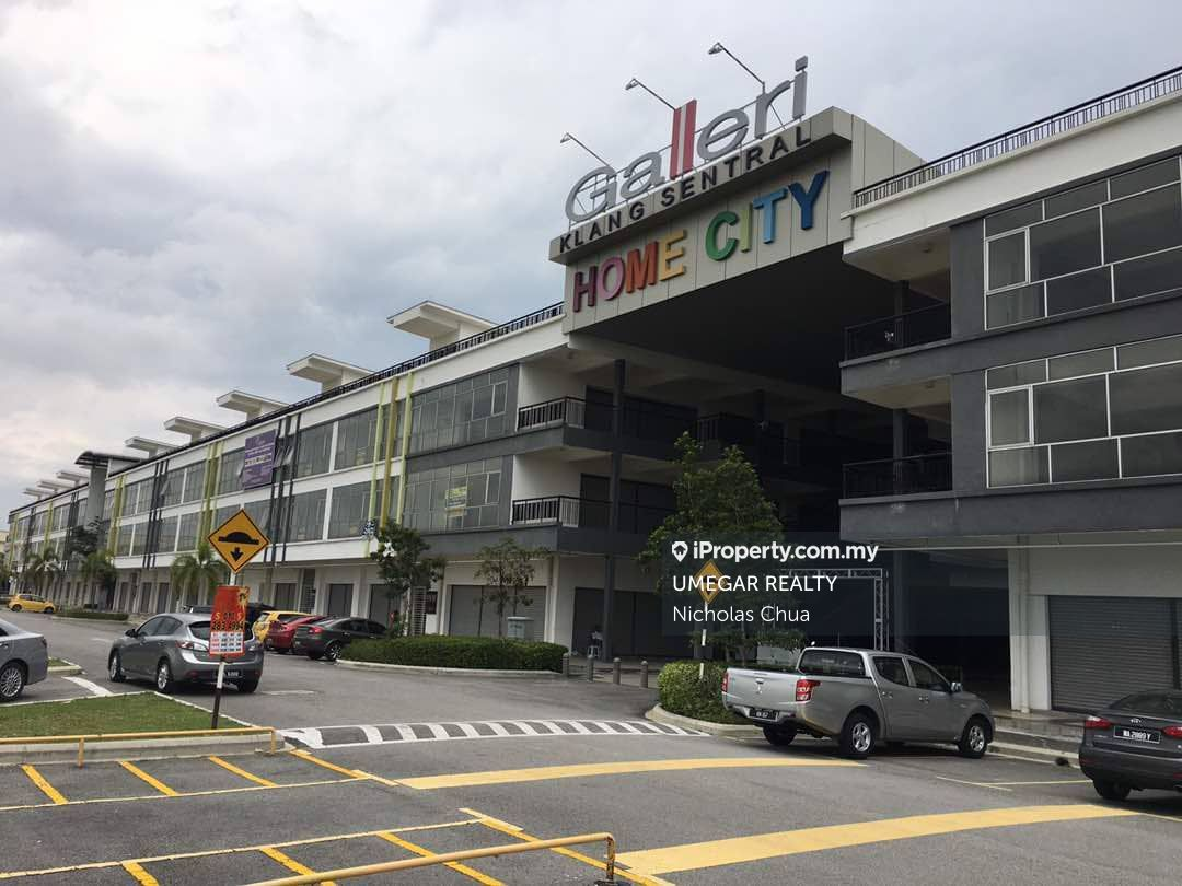 Galleria Klang Sentral , Klang Sentral Meru , Klang