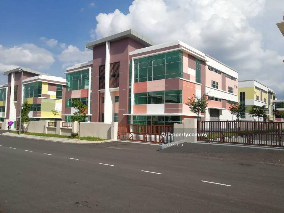 SILC industrial park nusajaya gelang patah, Iskandar Puteri (Nusajaya)