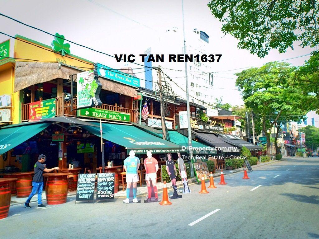 2.5 Storey Endlot, Berangan, Changkat Bukit Bintang, Alor, KL, Jalan Mesui, Jalan Sultan Ismail, Bukit Bintang