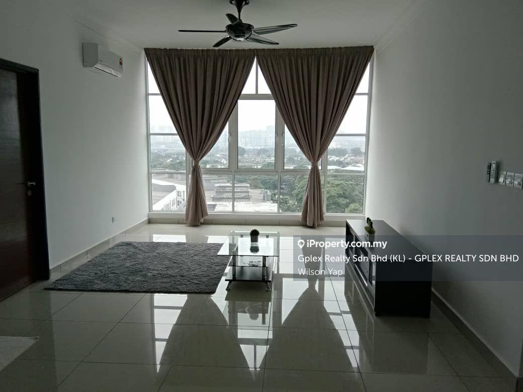 Boulevard Serviced Apartment, Taman City, Jalan Kuching