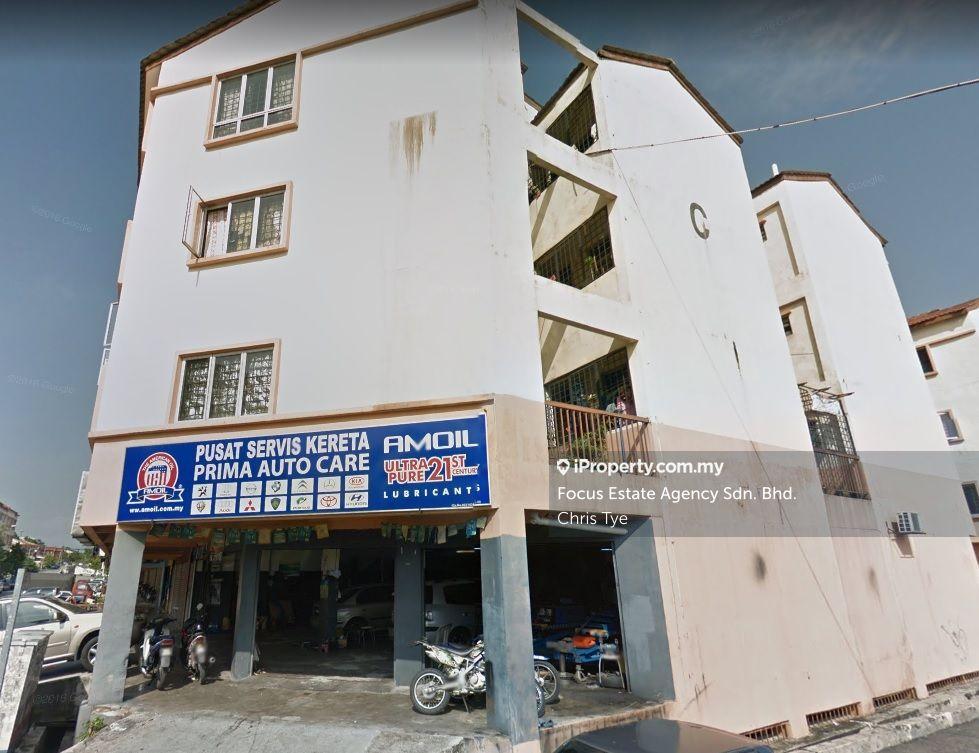 Taman Cheras Prima Apartment, Kajang